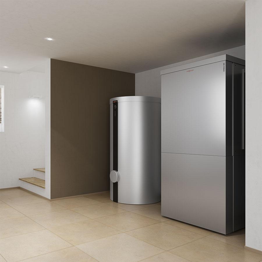 neue w rmepumpe heizen mit umweltenergie einbau vom profi. Black Bedroom Furniture Sets. Home Design Ideas